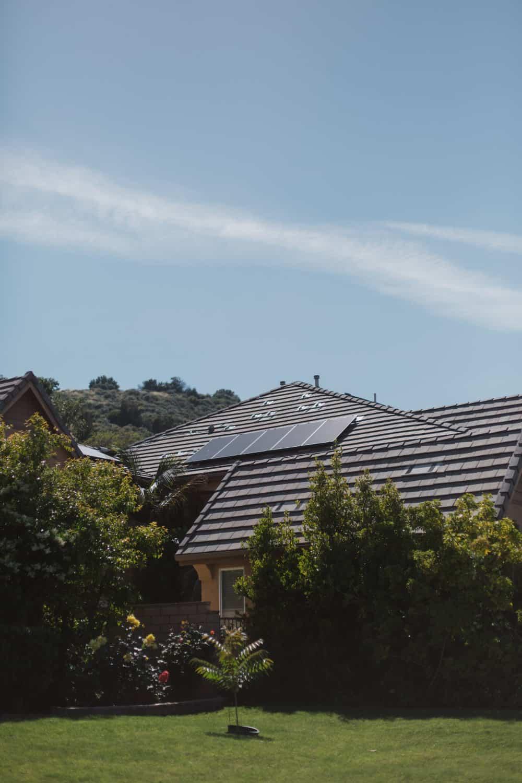 solar panel installation time